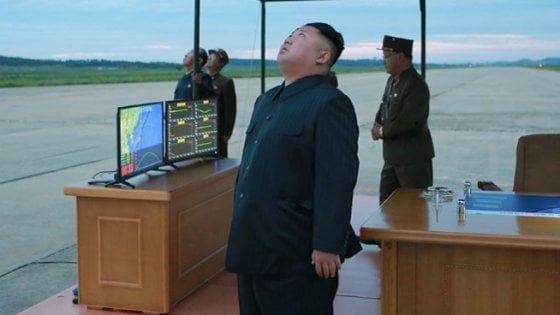 Corea Nord : ora puntiamo su Guam