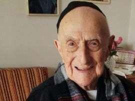 Yisrael Kristal : Morto a 113 anni l'uomo più vecchio del mondo