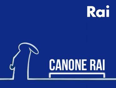 Canone Rai : Paga il Canone chi ha la TV e la radio!