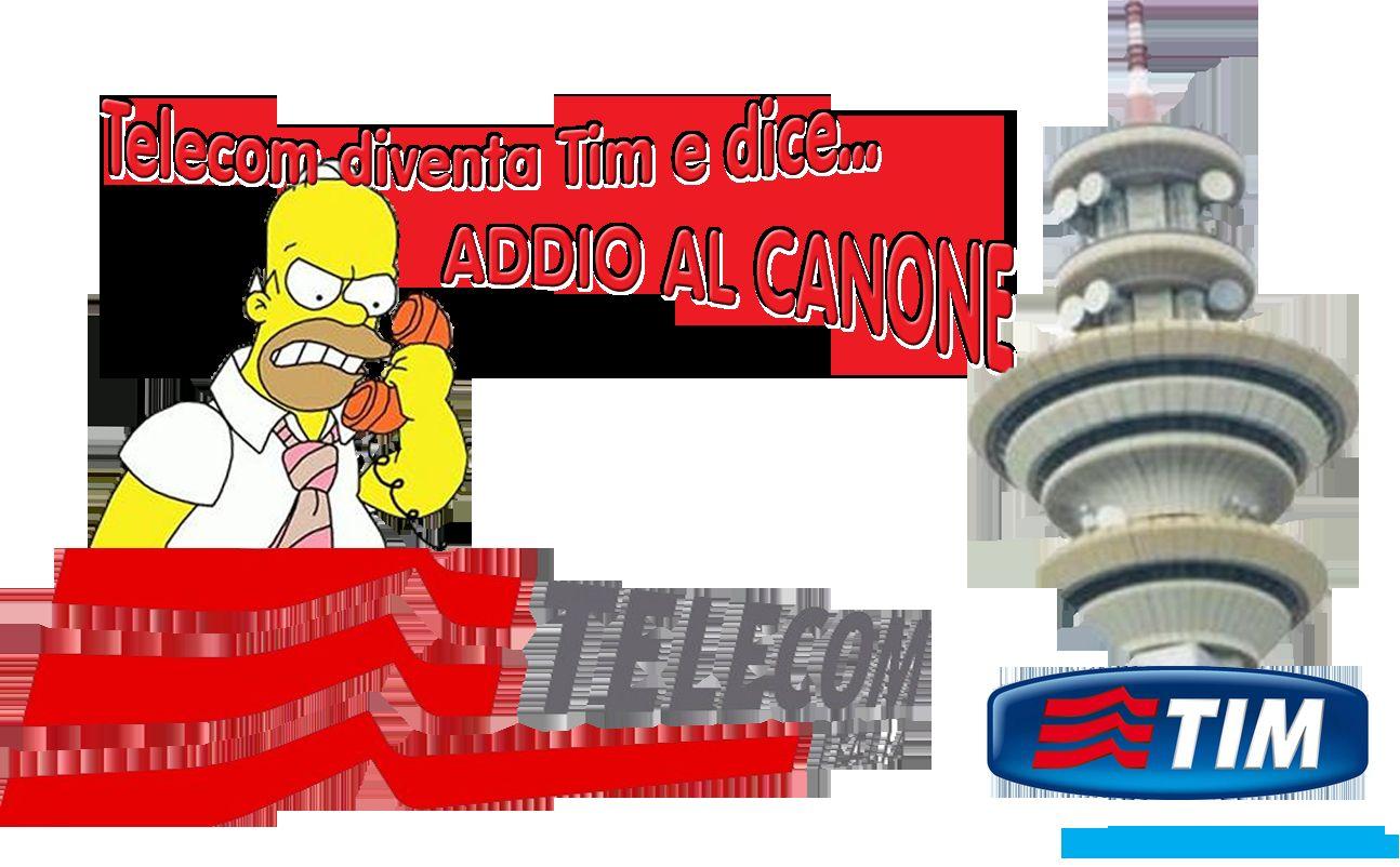 Rivoluzione Telecom Italia: diventa TIM e dice addio al CANONE