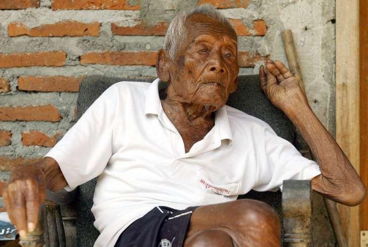 Indonesia : Morto a 146 anni Saparman Sodimedjo, l'uomo più vecchio del mondo