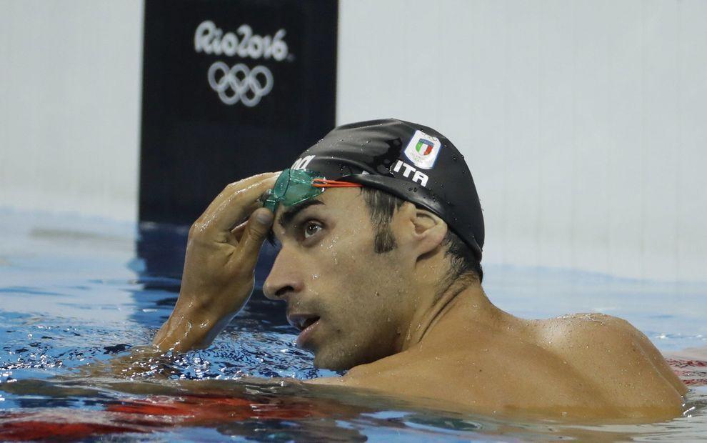 Filippo Magnini : Il campione squalificato per doping per 4 anni