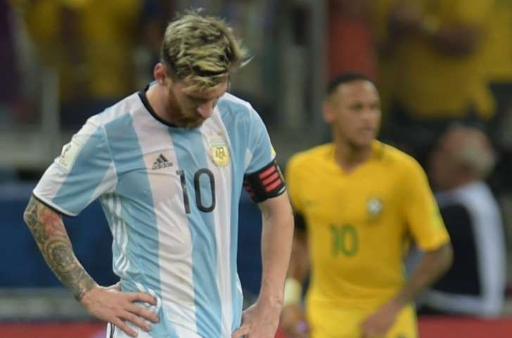 Malore in volo per Leo Messi