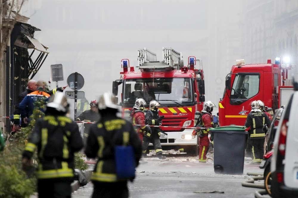 Esplosione a Parigi - ultim'ora
