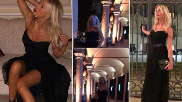 Alessia Marcuzzi si trasferisce a Milano ... tutto pronto per L'isola dei famosi e Le Iene