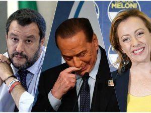 Alle elezioni con FI e Giorgia Meloni! Matteo Salvini di nuovo con Silvio Berlusconi