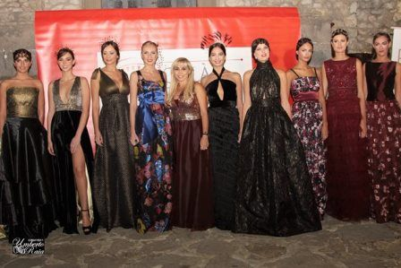 GRACE... LA VIE EN CHIC : IL FASHION EVENT by ELES COUTURE