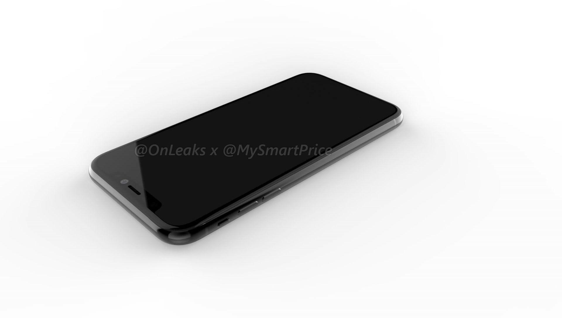 Nuove immagini dell' iPhone 8S, schermo LCD da 6.1 pollici