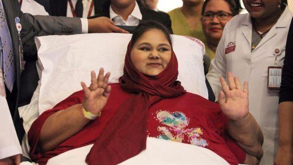 Eman Ahmed Abd El Aty : Morta l'ex donna più grassa del mondo