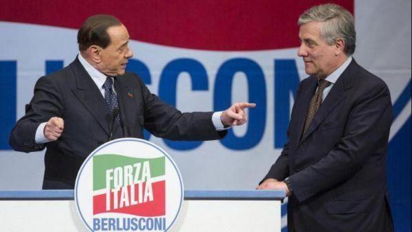 Antonio Tajani/ il candidato premier di Forza Italia 2018 ha restituito 468mila euro