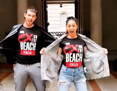Cecilia Rodriguez e Ignazio Moser su MTV: condurranno Ex on the Beach Italia