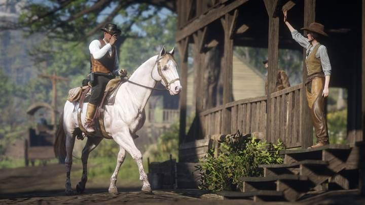 Red Dead Redemption 2 è ora disponibile per PC