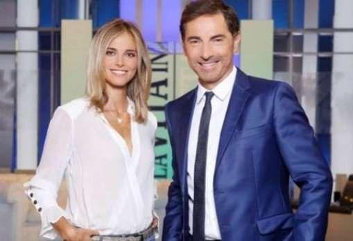 La Vita in Diretta, Marco Liorni lascia: Francesca Fialdini interviene sui social