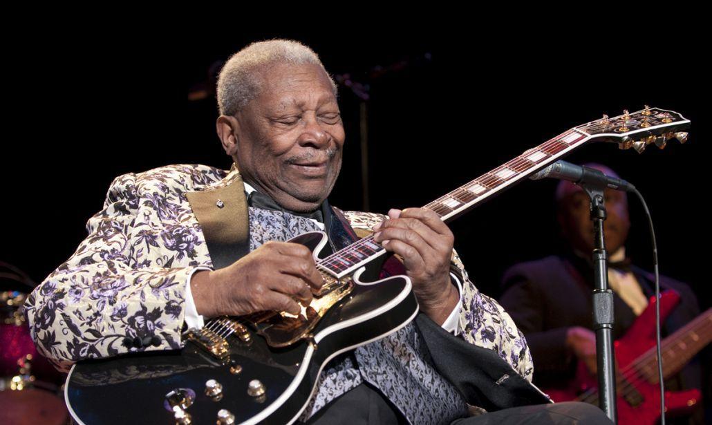 B.B. King :  anniversario morte maggio 2015 chitarrista blues