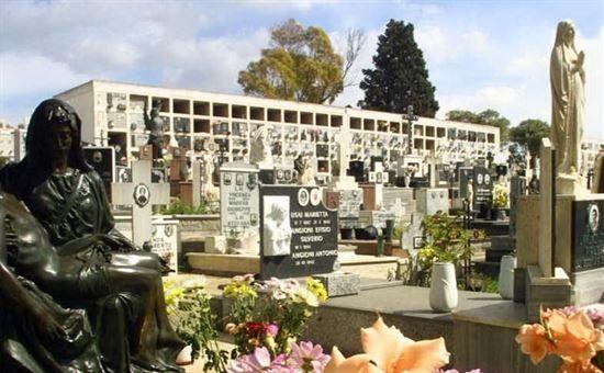 Guida nei cimiteri: con l'App che ti permette di trovare la tomba del caro estinto