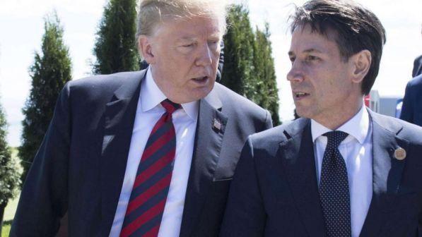 G7 : Donald Trump invita Premier Conte alla Casa Bianca per un nuovo incontro
