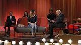 Gessica Notaro : sfregiata con l'acido dall'ex al  Maurizio Costanzo Show
