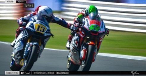 MotoGP, Carriera finita per Romano Fenati... chiede scusa : Non sono stato un uomo