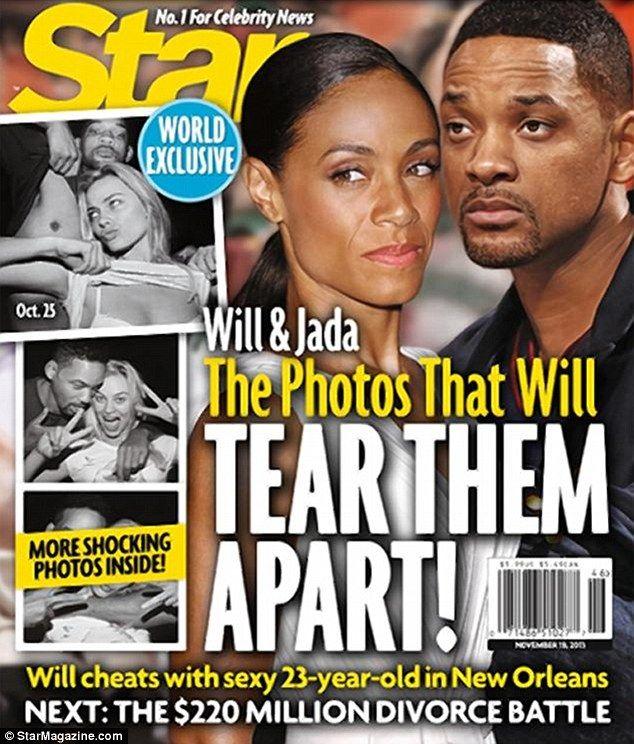 Scandao Will Smith e Margot Robbie su Star
