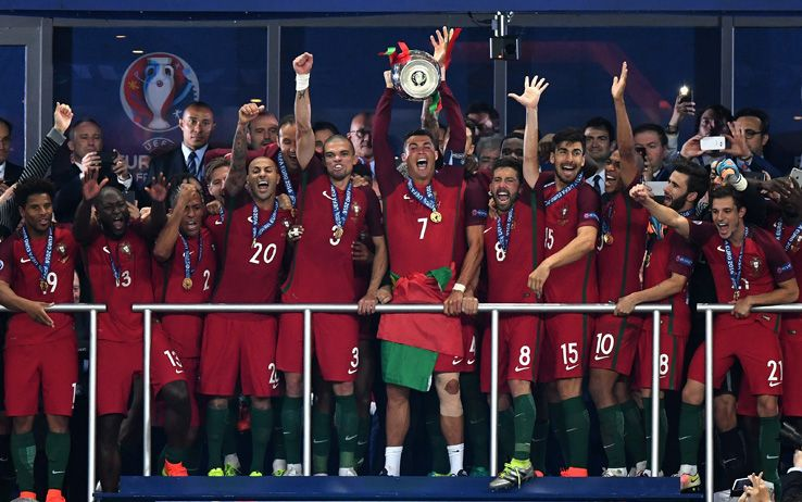 Euro 2016, Portogallo batte la Francia ai supplementari