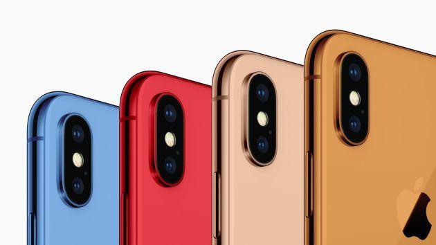 iPhone: I prossimi dispositivi avranno nuove e inedite colorazioni