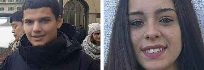 Federico Coppola e Michela Gambardella scomparsi lunedì: Le famiglie chiedono aiuto per le ricerche