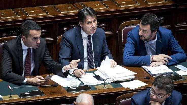 Censimento Rom Conte contro Salvini : E' incostituzionale