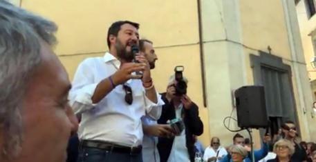 Matteo Salvini : Vergognosa spartizione di posti e poltrone