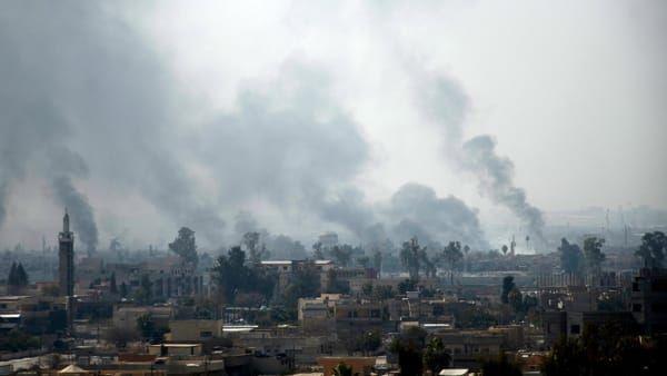 Iraq : ucciso in un raid esponente dell'Isis a Mosul