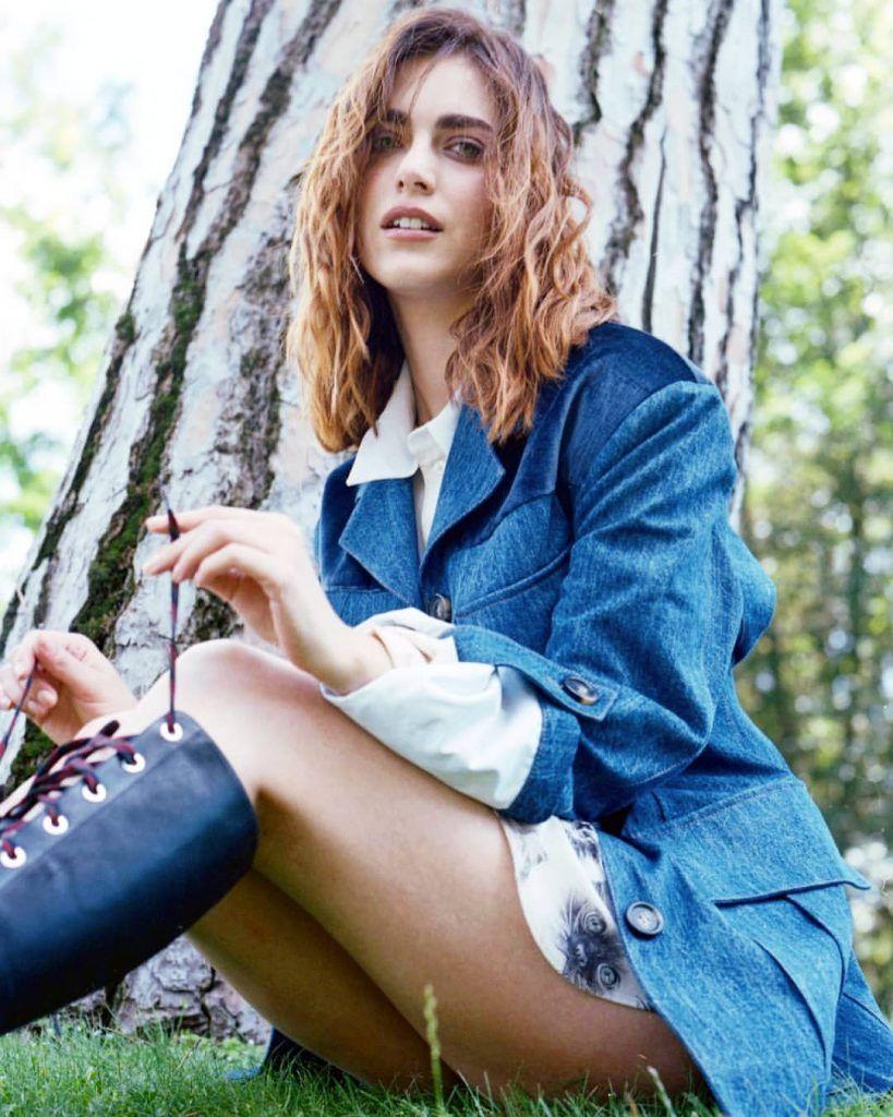 Sono una roccia! Miriam Leone bellissima su instagram