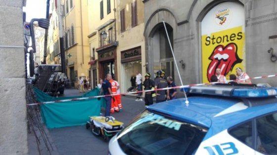 Lucca :  morti due operai precipitati da una gru
