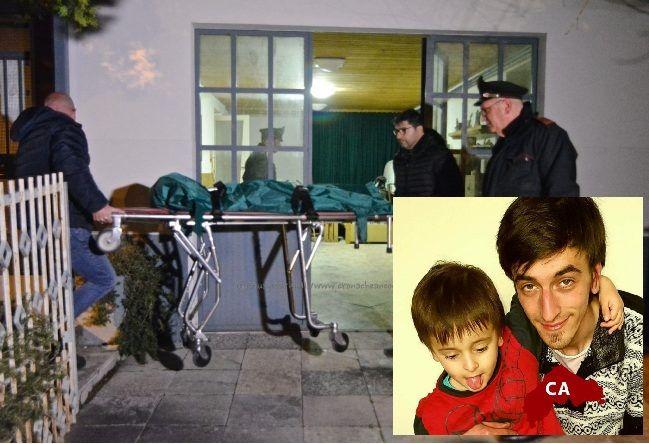 Besart Imeri uccise piccolo Hamid di 5 anni strangolandolo : condannato a 12 anni