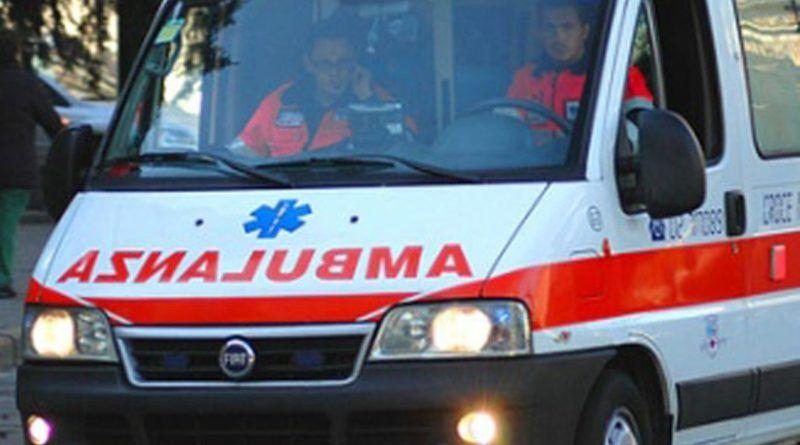 Incidente Fisciano sulla SS 88 : Due auto coinvolte