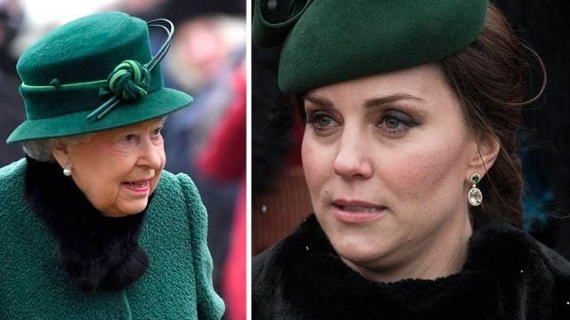 Lite fra Kate Middleton e la Regina Elisabetta per colpa del Natale