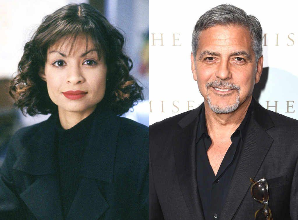 Vanessa Marquez : L' ex star di E.R Medici in prima linea contro George Clooney