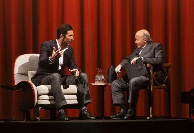 L'Intervista, Gigi Buffon: 'Con Ilaria D'Amico è finché morte non ci separi'