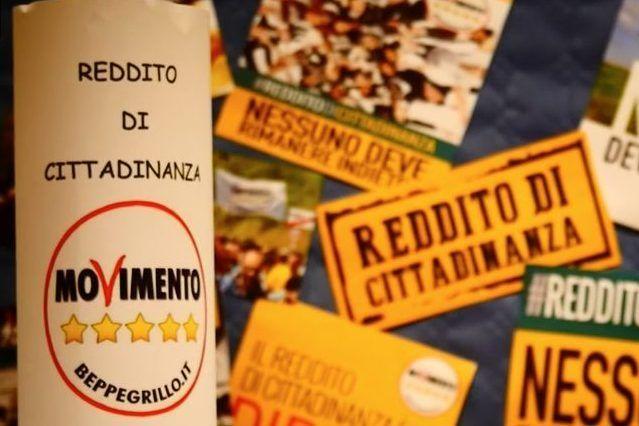 Reddito di cittadinanza : A marzo i primi 780 euro nelle tasche degli italiani