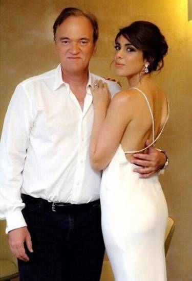 Quentin Tarantino si sposa a 55 anni con la cantante Daniella Pick