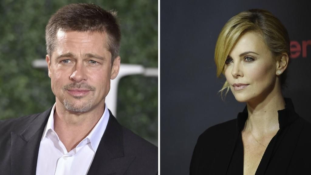 Brad Pitt e Charlize Theron sono la nuova coppia di Hollywood