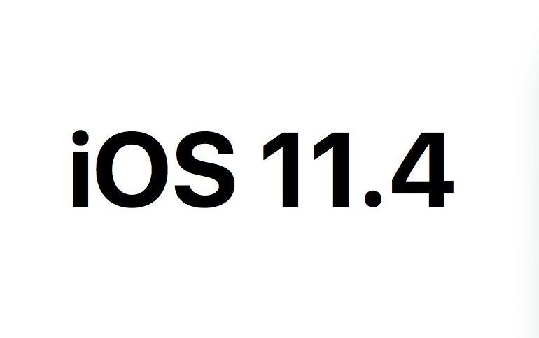 Apple rilascia iOS 11.4.1 beta 5 agli sviluppatori e beta tester pubblici