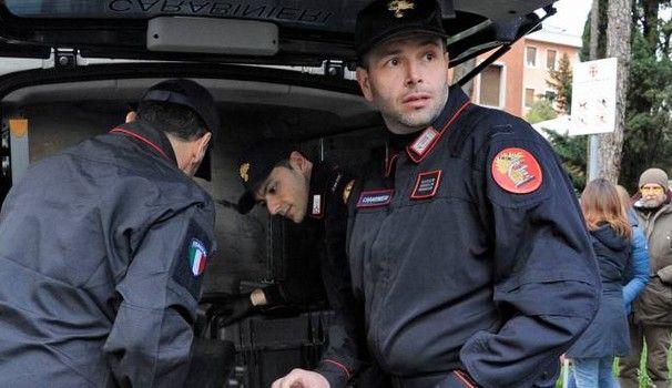 Omicidio Pamela Mastropietro : Nuovo sopralluogo dei carabinieri nella casa degli orrori