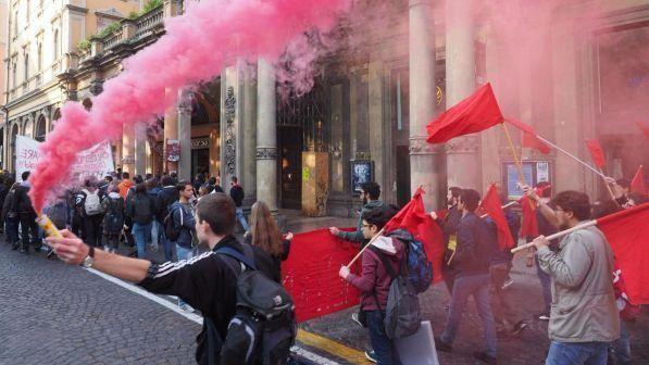 Sciopero Scuola 12 Ottobre : manifestazioni studenti in 50 città