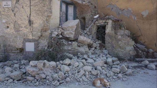Terremoto Ischia : finite azioni soccorso - salvati tre fratellini