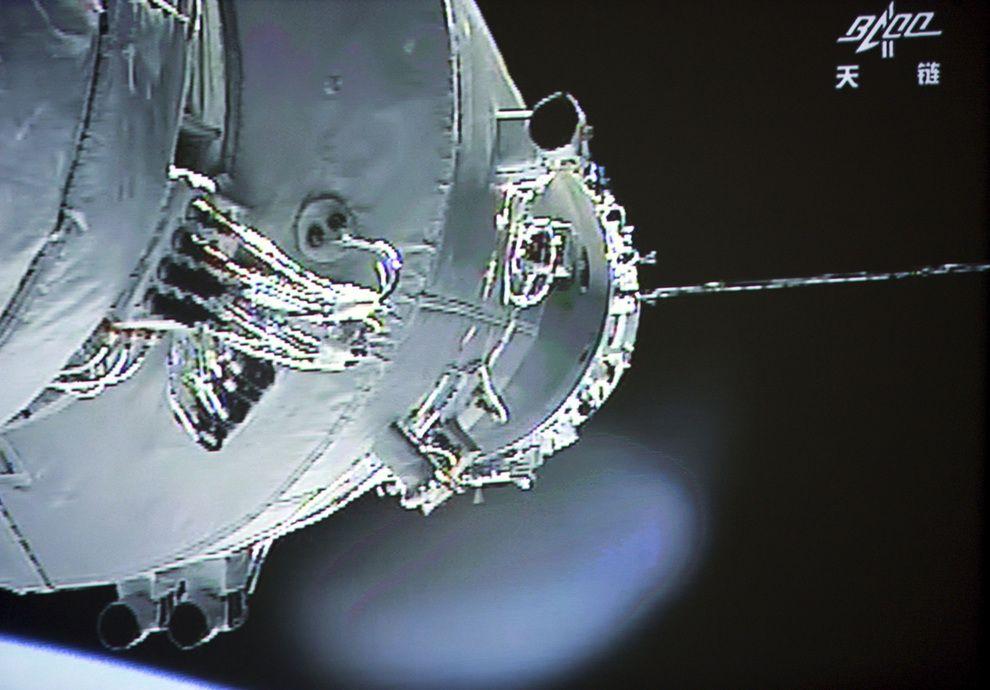Tiangong 1 : La stazione spaziale precipiterà il giorno di Pasqua