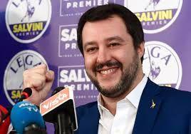 Lega Matteo Salvini : Chiuso accordo su premier e squadra di ministri