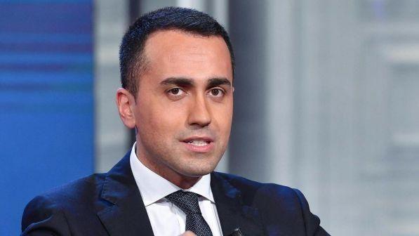 Luigi Di Maio : Aboliremo le pensioni d'oro sopra 4-5mila euro