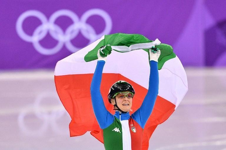 Olimpiadi 2018: Arianna Fontana medaglia d'oro nei 500 metri