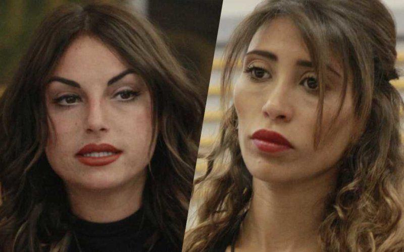 Quella mongoloide! Francesca De Andrè a Mila Suarez, rischia la squalifica dal GF16