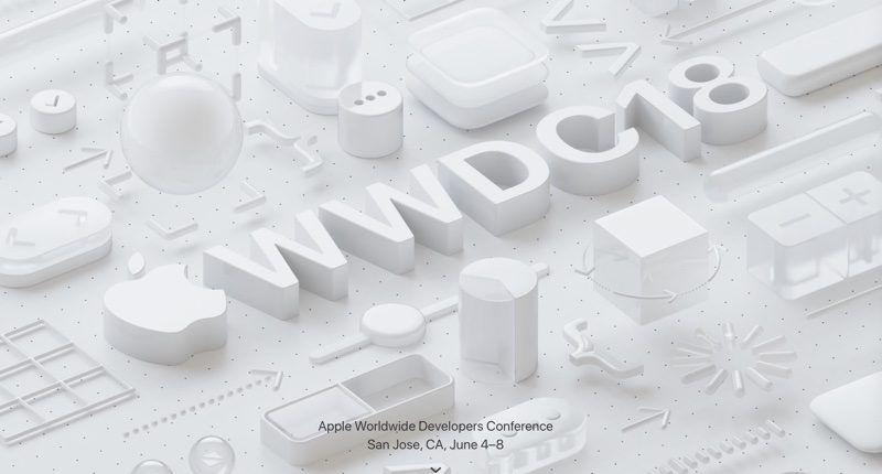 Adesso è Ufficiale, il WWDC 2018 sarà dal 4 all' 8 Giugno!