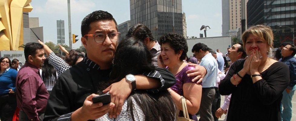Terremoto Messico : Save the Children al lavoro per individuare i bisogni dei bambini